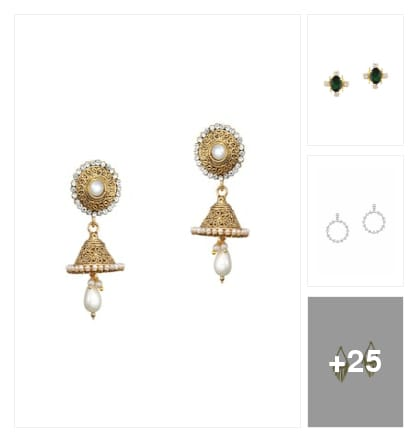 elegant products to style with. Online shopping look by Malthi