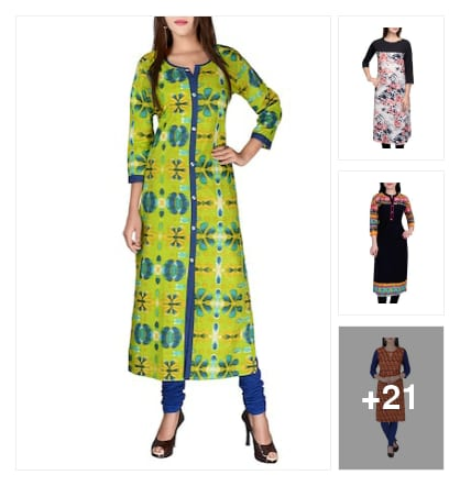 AMAZING  KURTAS;KURTIS FOR  LADIES. Online shopping look by Reethu