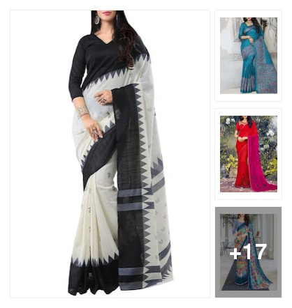 Beautiful sarees. Online shopping look by c.radhika