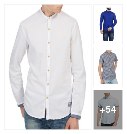 COTTON SHIRTS TO WEAR. Online shopping look by cvenkataraghavendra