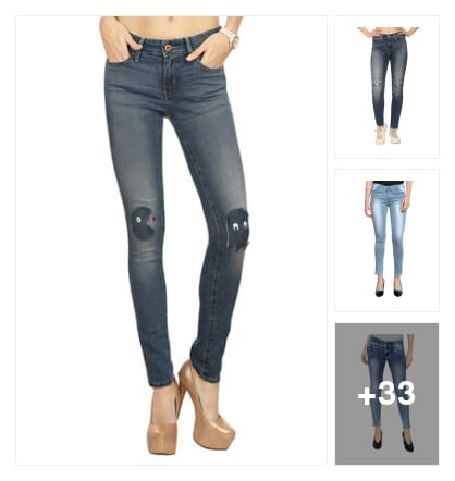 #jeans . Online shopping look by Padma