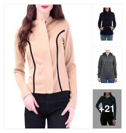 FANTASTIC  JACKETS;BLAZERS;COATS FOR GIRLS. Online shopping look by india