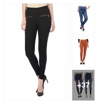 Jeggins special. Online shopping look by Jayasmita