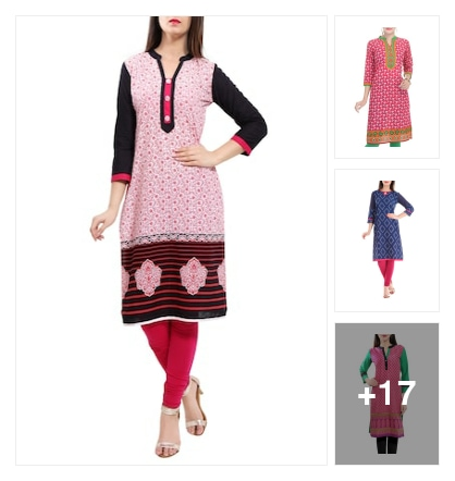 #under budget kurtas by gujari. Online shopping look by Kriti