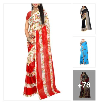 Sarees. Online shopping look by Manasvini