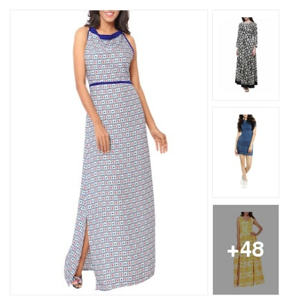 New & Amazing 👗 Dresses for Girls. Online shopping look by Sai