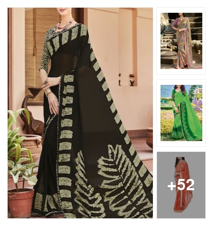 @Saree Collection. Online shopping look by VENKAT