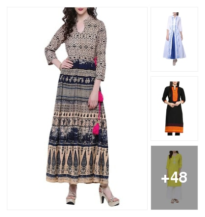 Beautiful Collections. Online shopping look by VENKAT