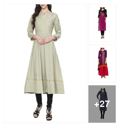 New collection kurths. Online shopping look by Noddy
