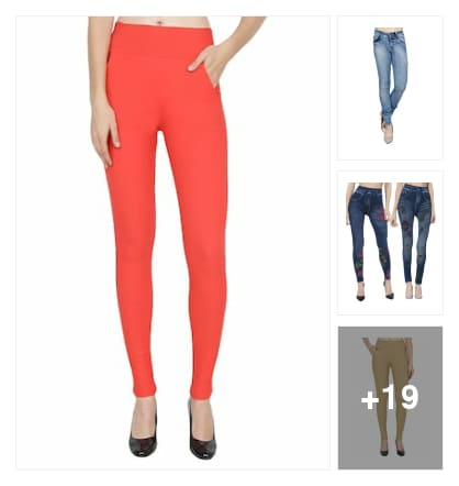 jeans. Online shopping look by lumbu