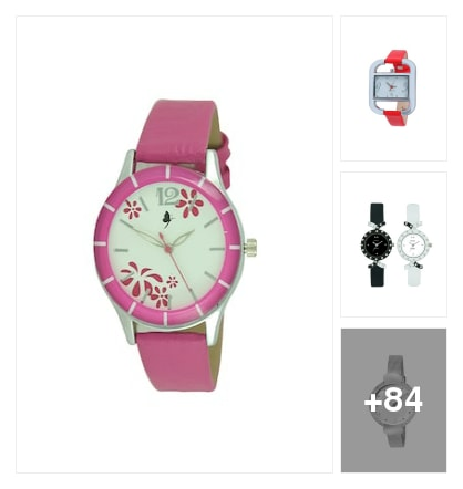 WATCHES FOR WOMEN. Online shopping look by avanthaka