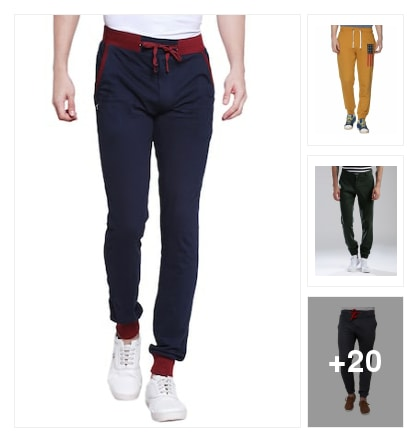 joggers. Online shopping look by ammulu