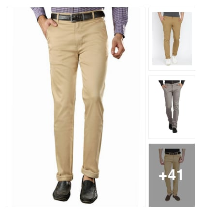 Comfortable Trousers. Online shopping look by lakshmi