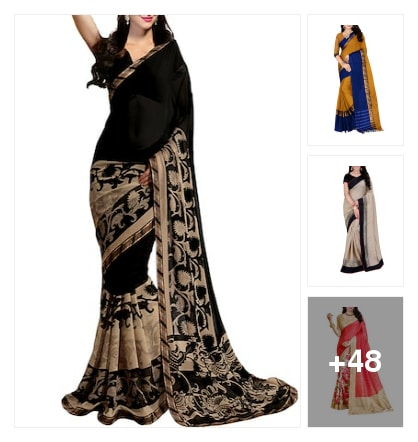 lovely sarees. Online shopping look by mahesh