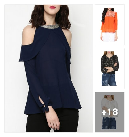 ♥♥ gorgeous tops ♥♥. Online shopping look by jayeetri