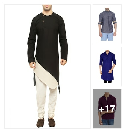 Looking nice shirts for men. Online shopping look by P