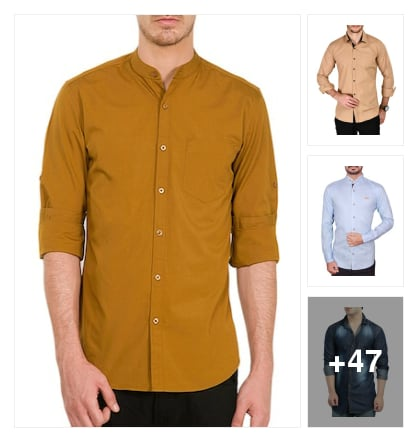 Festive price drop shirts. Online shopping look by vikranth