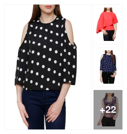 Nice tops. Online shopping look by vikranth