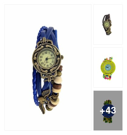 WATCHES FOR WOMEN. Online shopping look by cvenkataraghavendra