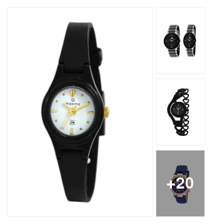 Watches. Online shopping look by sebby