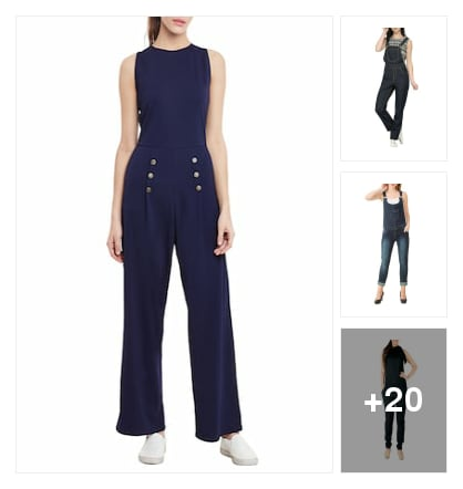Rad looking jumpsuits . Online shopping look by Harika