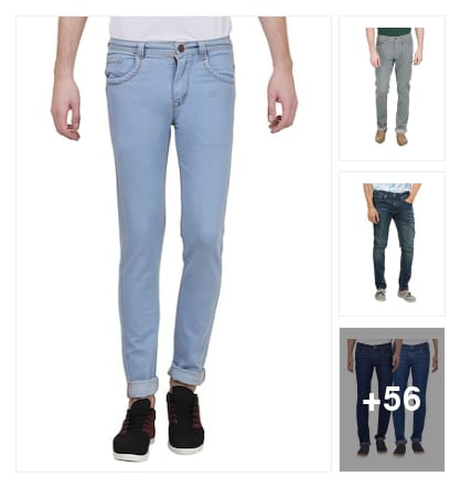 Jeans. Online shopping look by minnu