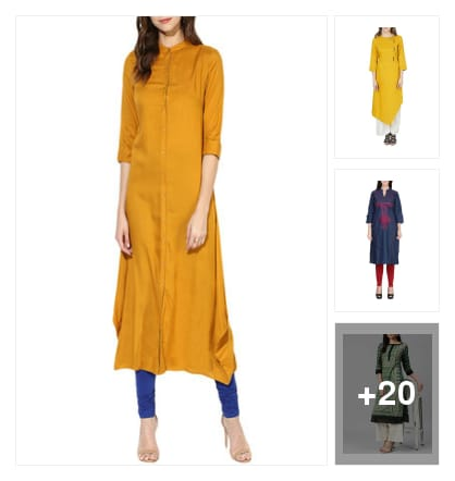 New Arrival kurtas collection . Online shopping look by Ramaprasad