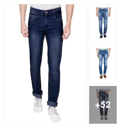 Jeans under 999. Online shopping look by jayeetri