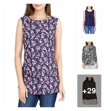 Tops For Girls. Online shopping look by sravana