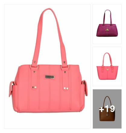 Bags Under Budget. Online shopping look by sapna