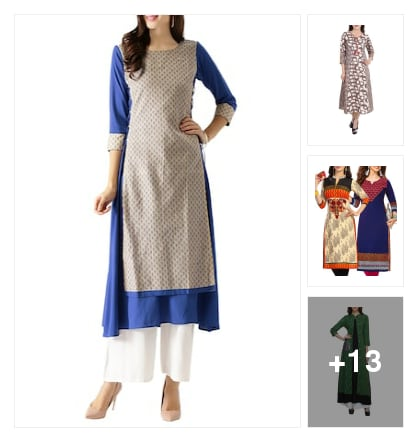 Kurtas. Online shopping look by keerthi