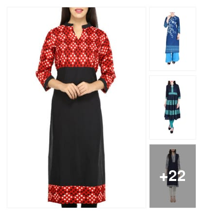 new kurtes. Online shopping look by janshi
