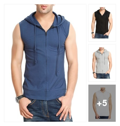 Handsome look tshirts. Online shopping look by vennila