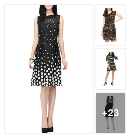 Cute Dresses. Online shopping look by Chavva