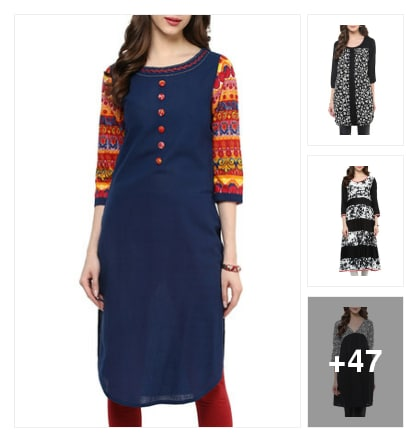 Bestselling and beautiful kurtas by Indian Virasaat.Shop now. Online shopping look by Sohini