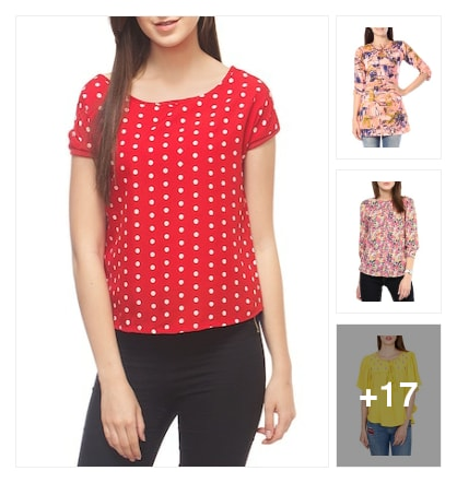 #tops. Online shopping look by palli