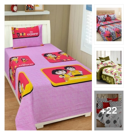 Bedsheets. Online shopping look by keerthik837@gmail.com