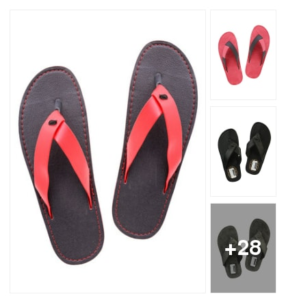 Slippers and flipflops. Online shopping look by keerthik837@gmail.com