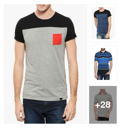 Trendy fashion t Shirts for fashion men . Online shopping look by Supreme