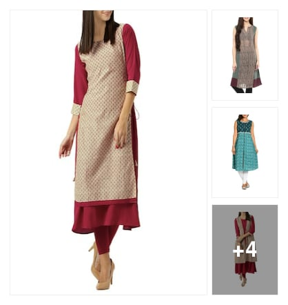 Kurta. Online shopping look by Sunita