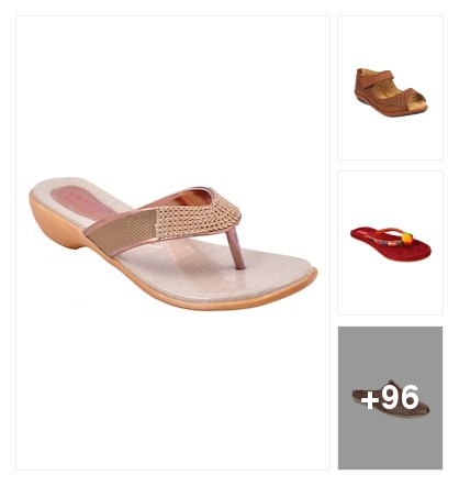 Flats. Online shopping look by srujana