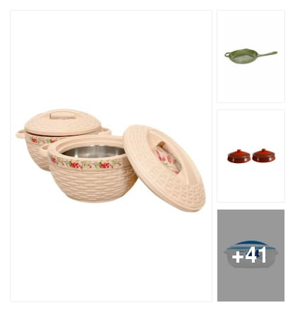 COOKWARE. Online shopping look by viadya