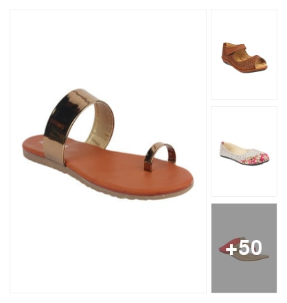 Flats of india. Online shopping look by sreya