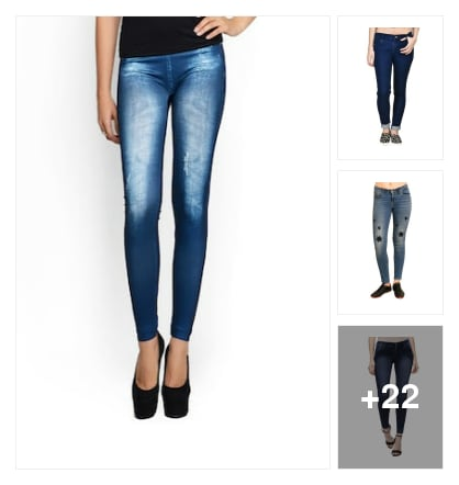 Jeans 863. Online shopping look by keerthi