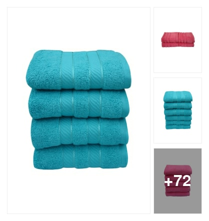 Bath Towels Collotion . Online shopping look by Surendra