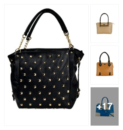 Handbags. Online shopping look by cebby