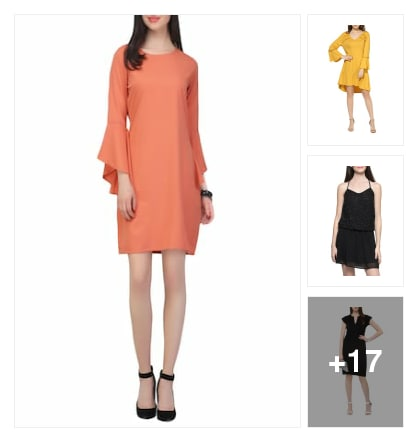 Dress up with your choice. Online shopping look by kinki