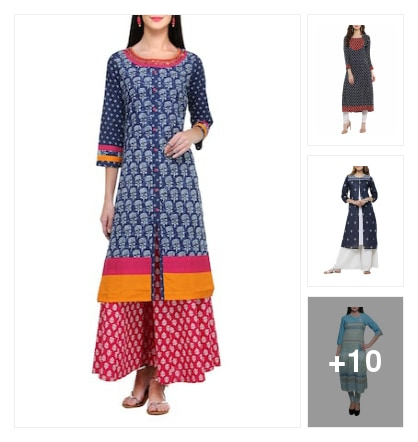 Lr provides beautiful  kurtas. Online shopping look by srinivasarao1.alapati@gmail.com