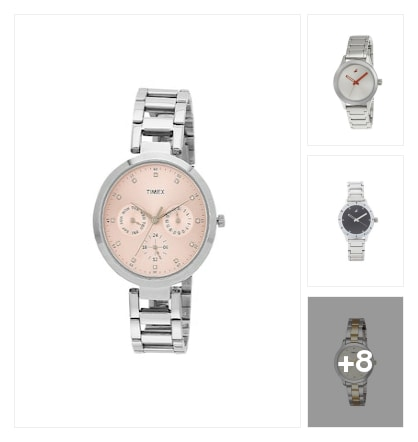 Branded watches  for girls. Online shopping look by srinivasarao1.alapati@gmail.com