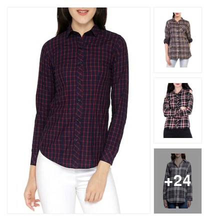 Shirts for ladies. Online shopping look by Supreme
